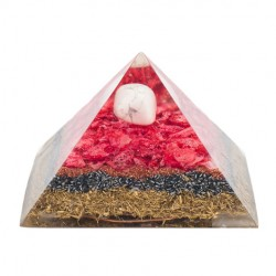 magnesite, orgonite, home protection, emission protection, orgone pyramid