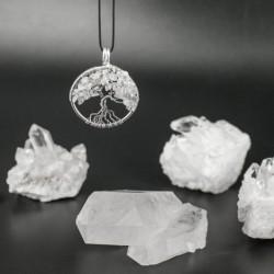 Kamena strela ogrlica