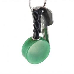 zeleni aventurin    malo darilo kristal za srečo