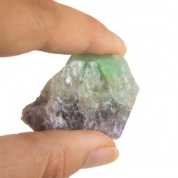 FLUORITE RAW PIECE NATURAL CRYSTAL