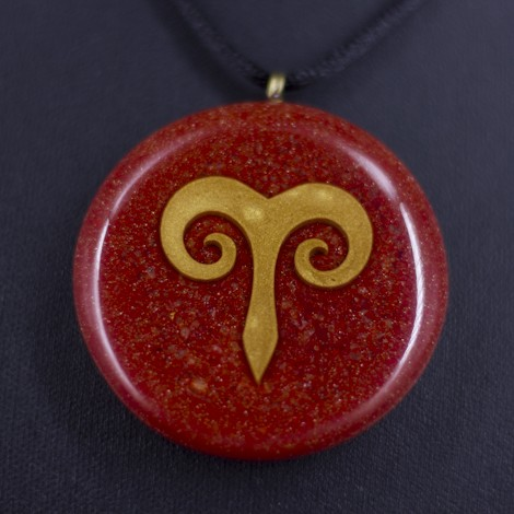 ogrlica astrologija talisman