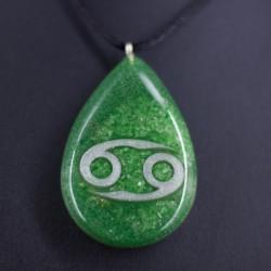ogrlica astrologija talisman rak