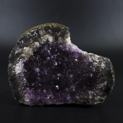 ametist kristal rastišče