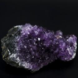 ametist rastišče kristal naraven