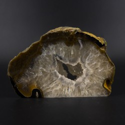 geode agate polished big