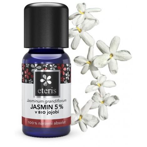 eterično olje jasmin 5% jasmin