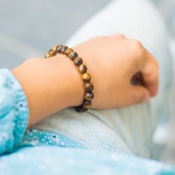 tiger eye bracelet, energy jewelry