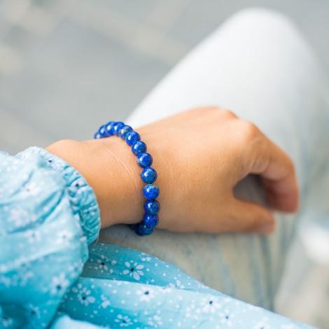 zapestnica lapis lazuli, nakit