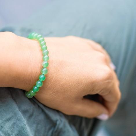 AVENTURIN zapestnica energijski nakit