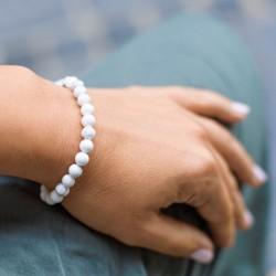 positive energy bracelet, relieves headaches, strengthens bones