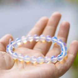 OPALITE, stone bracelets, face our fears