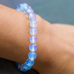 opalite bracelet, energy jewelry