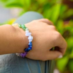 energijski nakit, nakit s kristali, čakre