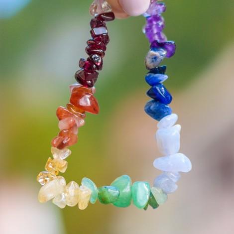 CHAKRAS CRYSTALS bracelet