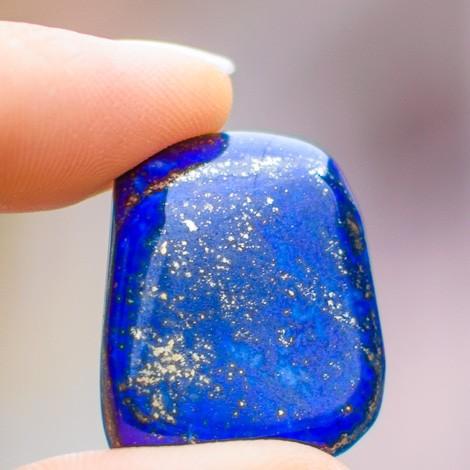 LAPIS LAZULI žepni kristal