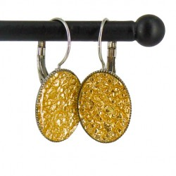 earrings epoxy