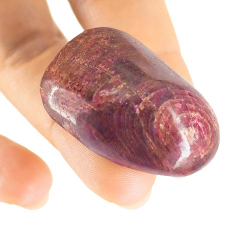 RUBY pocket gemstone