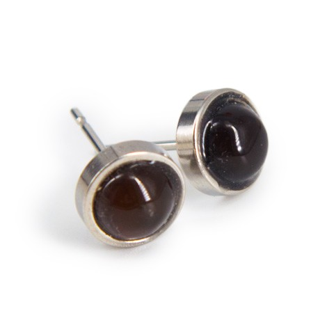 ONYX mini earrings