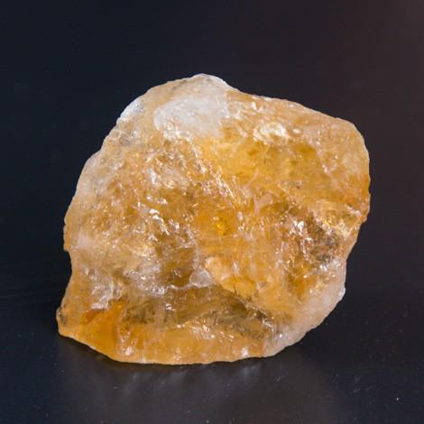 CITRINE natural raw crystal