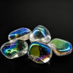 aqua aura kristal