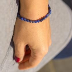 SODALITE bracelet, concentration