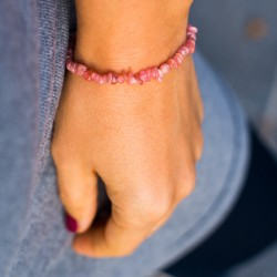 RHODOCHROSITE bracelet