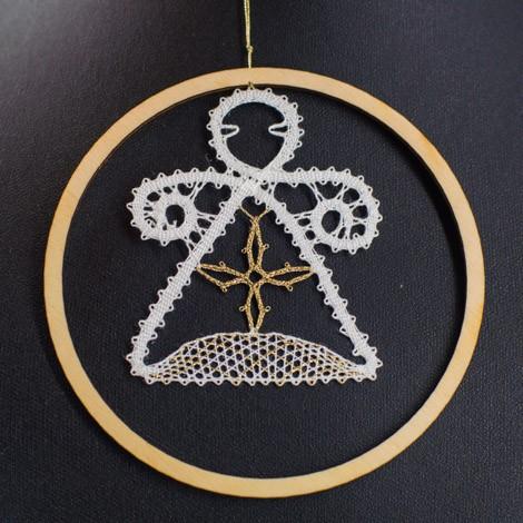 lace, new year, decoration, pattern