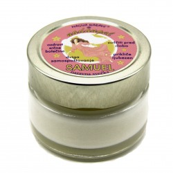 archangel chamuel natural candle