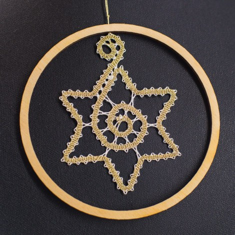 lace, new year, decoration, pattern, star