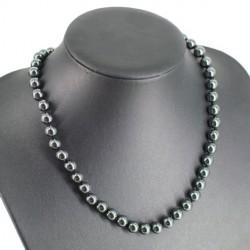 hematite, necklace, energy jewlery, crystals