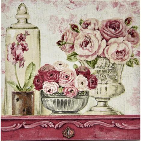 vrtnica slika decoupage kuhinjska
