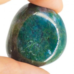 moss agate, crystal, pocket stone