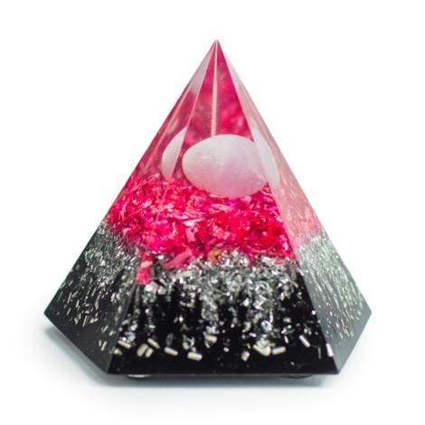ORGONIT ROŽEVEC piramida, zaščita doma