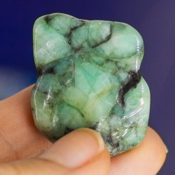 smaragd ljubezen srce trgovina s kristali