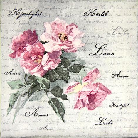 vrtnica slika decoupage