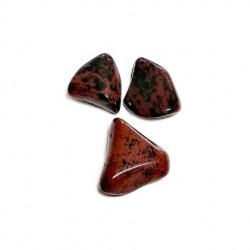 MAHAGONY OBSIDIAN pocket gemstone