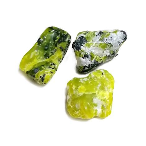 LIZARDITE pocket gemstone