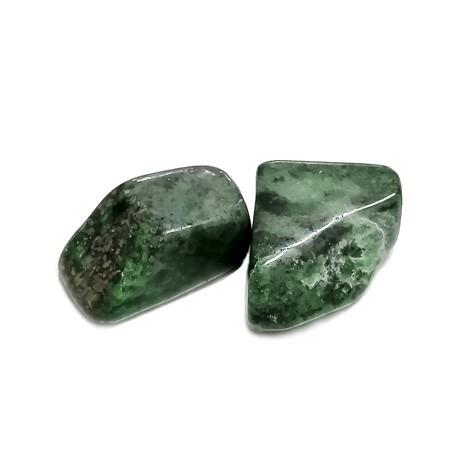 ECLOGITE pocket gemstone