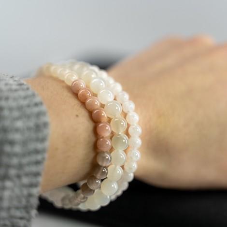 moonstone bracelet energy new beginings