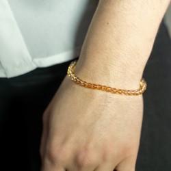 energy bracelet citrine