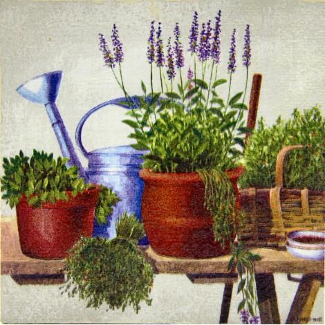 sivka kuhinjska slika decoupage