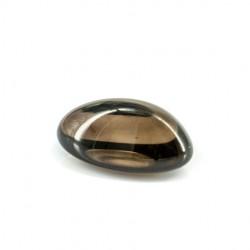 smokey quartz pocket gemstone