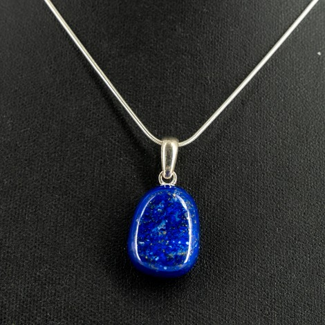 lapis lazuli necklace energy healing crystals