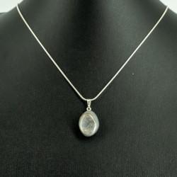 sapphire necklace, spirituality, spiritual development