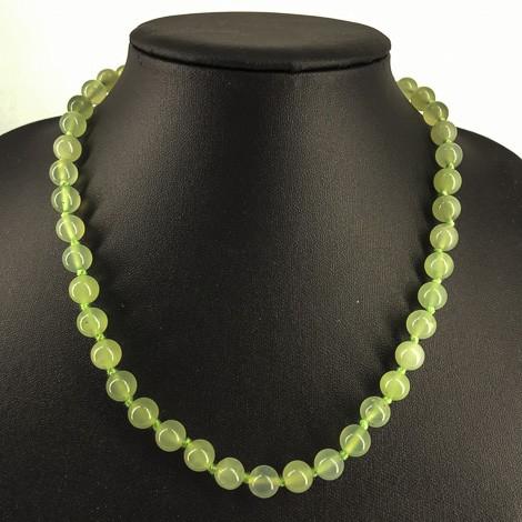 ogrlica, energijski nakit, kristali, ezoterika, žad