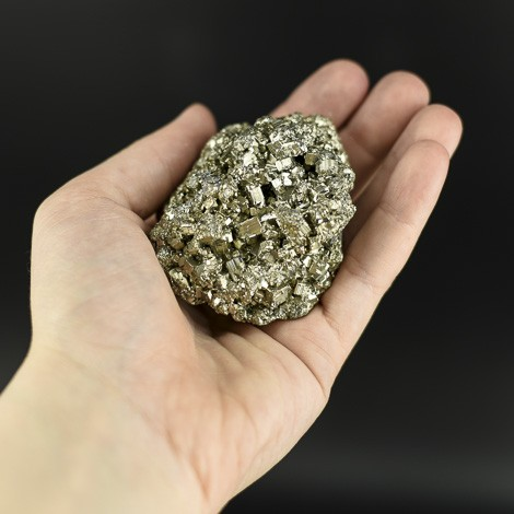 pyrite raw natural crystal, crystal shop
