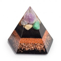 orgonite pyramide, crystal shop