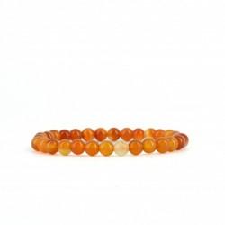 karneol zapestnica, energijski nakit