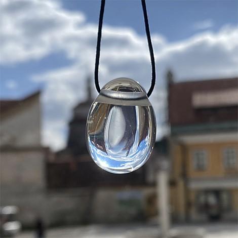 kamena strela ogrlica moč kristalov, energijska ogrlica, trgovina s kristali
