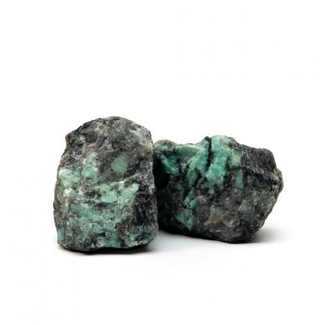 smaragd surovi  nebrušen naravni večji kos trgovina s kristali